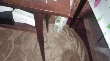 столик с ванночкой в Азербайджан: Продается журнальный столик по цене 2ман