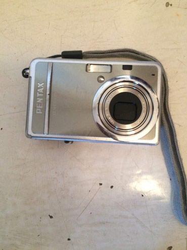фотоаппарат pentax в Кыргызстан: Pentax камера 12 мегапикселей( в комплекте зарядка)