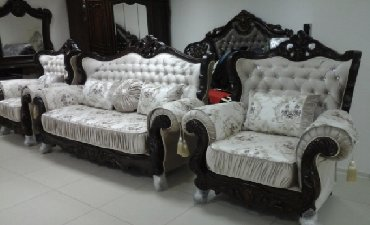 старенький диван в Кыргызстан: Комплект мягкой мебели «Джоконда»Российский привозной!85.000 +