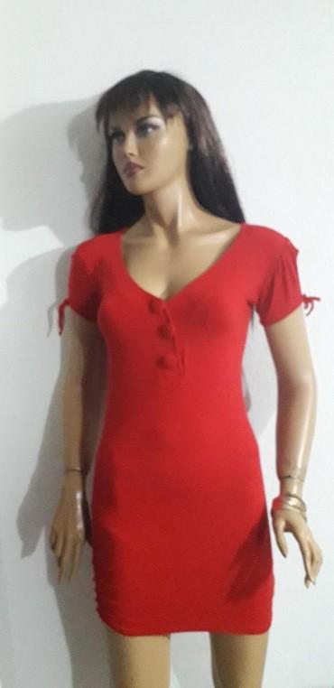 Haljina može i kao tunika dosta rastegljiva   odg. s.m.l - Leskovac