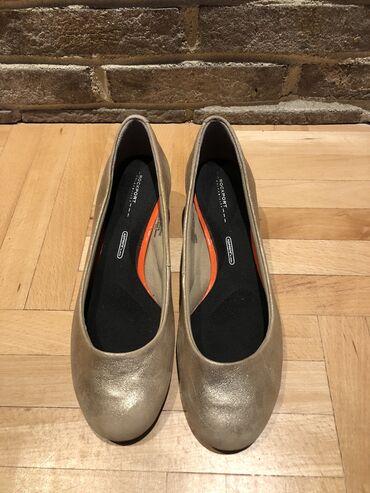 Adidas cipelice (specijalani uložak adiprene), kožne, malo korišćene