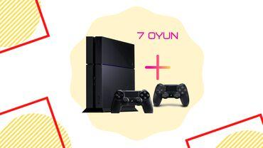 star 2 - Azərbaycan: Playstation 4 1tb 2ci nesilJoystik, oyinlar,her shey originaldir.2