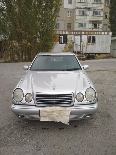 Mercedes-Benz E 430 4.3 л. 1997