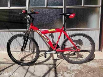Prelepa alpina everest bicikla, kupljena predprosle godine i placena - Kragujevac