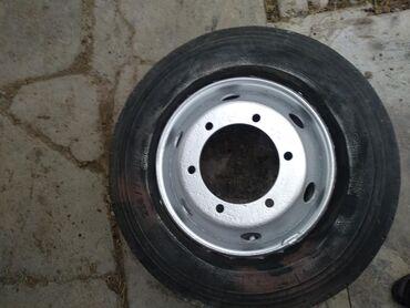 Колесо на гигант 225/75 17.5 #донголок #шина #калесо шина с диском