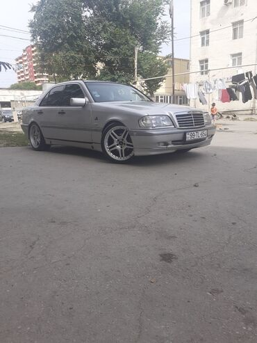 Mercedes-Benz Sumqayıtda: Mercedes-Benz 280 2.8 l. 1996 | 456328 km