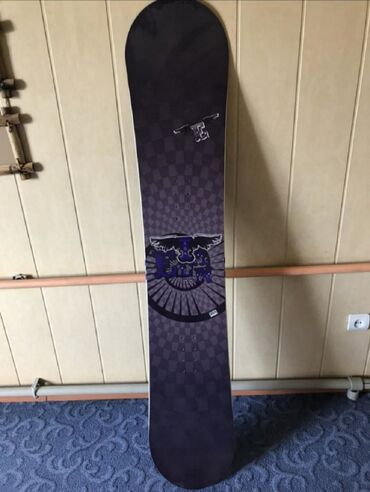 Сноуборды в Кыргызстан: Elan Сноуборд росстовка 164см Сноуборды  Новая Тогр