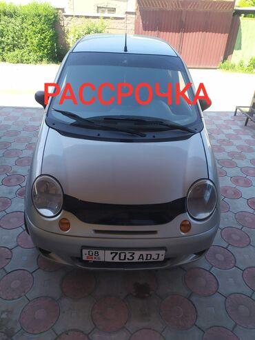 Daewoo Matiz 0.8 л. 2006 | 180000 км