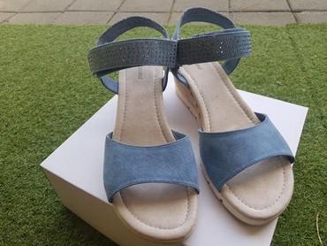 Graceland sandale, kao nove, ne pise broj ali mislim da je kao 38, - Belgrade
