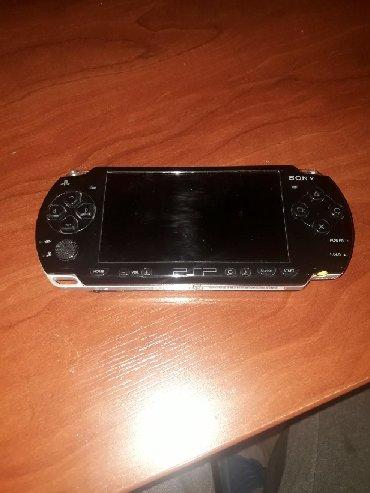 PSP (Sony PlayStation Portable) - Azərbaycan: Bir problemi var dala disk göyçay olmur ama kart var ora oyun