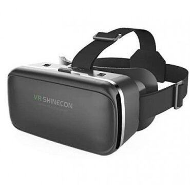Смартфон lenovo p780 - Кыргызстан: Очки виртуальной реальности VR Shinecon. Характеристики:Цвет : чёрный