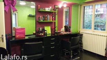 500 oglasa | ZAPOSLENJE: U salonu kod Djeram pijace,potreban musko zenski frizer za rad