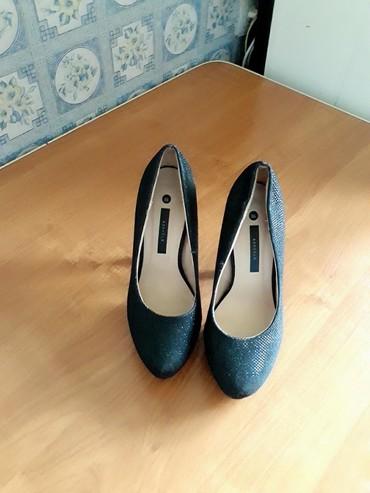 Женская обувь в Токмак: Продаю туфлиБренд : SeppalaРазмер : 36Цвет : Черный Цена