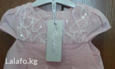 Платье цвета Айвари с болеро - Корея - 73 см. - 1-3года - 1500 сом. в Бишкек