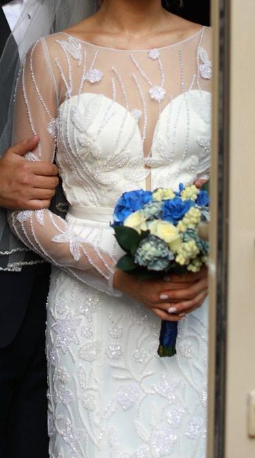 Продаю свадебное платье формы в Бишкек