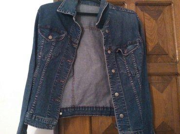 Zenska tekses jakna neostecena odgovara velicini m - Knjazevac