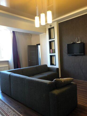 Продажа квартир - Дизайнерский ремонт - Бишкек: Элитка, 4 комнаты, 127 кв. м Бронированные двери, Дизайнерский ремонт, Лифт
