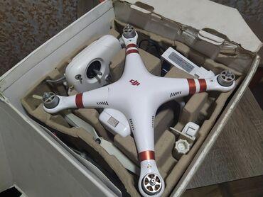 Спорт и хобби - Базар-Коргон: Дрон в отличном состоянии, новый оригинал аккумулятор и новые