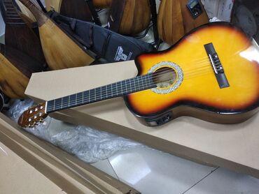 Gitara klassik Yeni model çanta hədiyyə