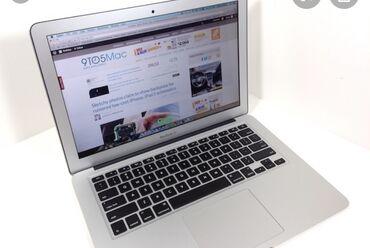 Apple - Кыргызстан: Mac book air 2013SSD 512GBЦикл заряда 408Состояние идеальноеОЗУ 8гб