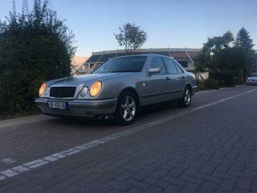 Mercedes-Benz E 220 2.2 l. 1999 | 245000 km