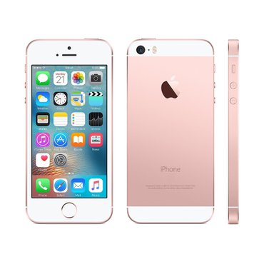 Продаю iphone 5se 16 gb в цвете rosegold в Бишкек
