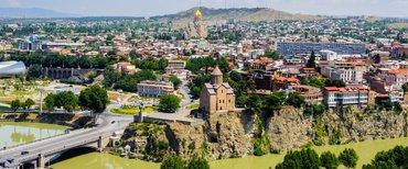 Bakı şəhərində 2 günlük gürcüstan turu