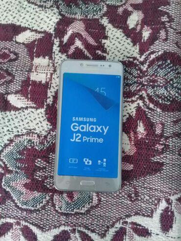 Samsung Galaxy J2 Prime | 8 GB | Gümüşü | Yeni | Sensor, İki sim kartlı, Sənədlərlə