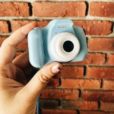 fotokamera - Azərbaycan: Uşaqlar üçün fotokamera. Şəkil və video çəkir, Instagramdakı kimi