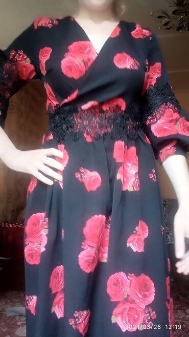 Вечернее платье, одето один раз 42 размер