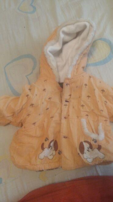 Демисизонная курточка на осень. На возраст 9 мес - 1.5 года