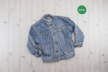 Дитяча джинсовка Essentials, зріст: 110/116 см   Довжина: 48 см Ширина