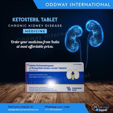 Tableti - Srbija: Kupite Ketosteril Tablet Online iz IndijeKetosteril Tablet je dodatak