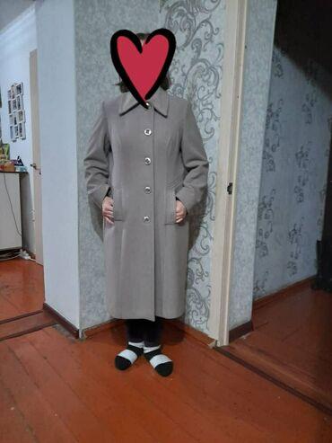 Продаю пальто турецкое в хорошем состояние материал драп, размер 50