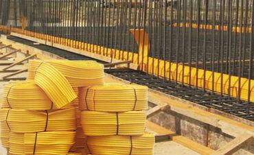 Строительство и ремонт в Азербайджан: Pvc əsasli su tutucu bantlarstandart xarakteristikalara malik olmaqla