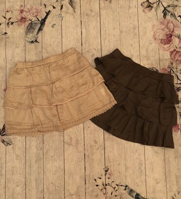 Nove Tally Weijl suknje, veličina S, obe za 1500 dinara