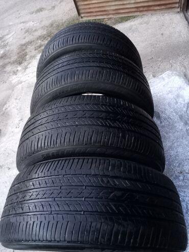 шины цены в Кыргызстан: Продам комплект шин размер 265/45/21 цена:12000с
