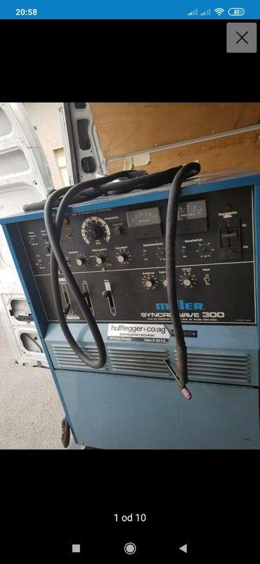 Za varenje - Srbija: Argonski aparat za varenje ispravan redovno servisiran ima svoju servi