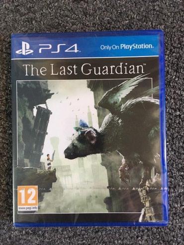 Bakı şəhərində Ps4 ucun the last guardian oyunu bagli upokovkada