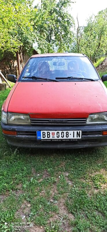 Polovni automobili - Bajina Basta: Daihatsu Charade 1 l. 1992 | 92958 km