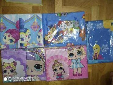 Nameštaj - Odzaci: Set decije posteljine Izradjen od pamuka Cena:1550