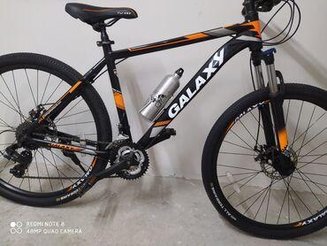 Манипуляторы китай - Кыргызстан: Продаю велосипед galaxy оригинал не китайский, из Малайзии, 2 месяца к