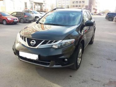 Nissan Murano 2011 в Бишкек