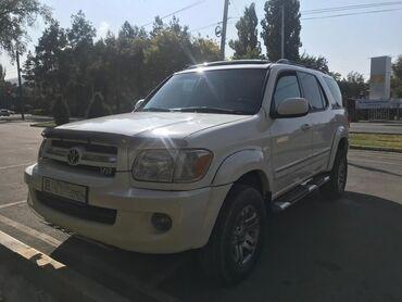 Toyota - Состояние: Б/у - Бишкек: Toyota Sequoia 4.7 л. 2005 | 172000 км
