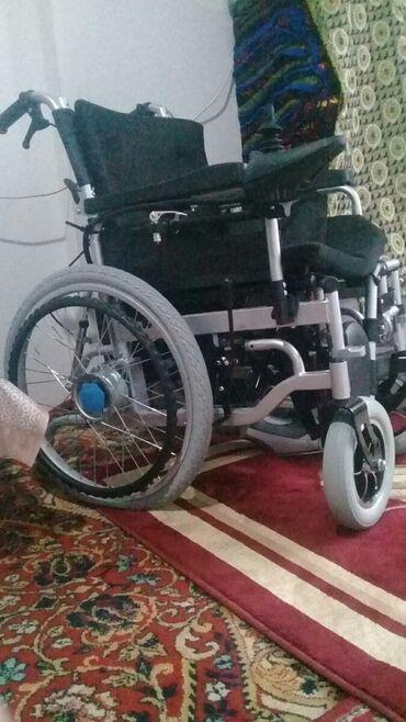 Инвалидные коляски - Кыргызстан: Электронный инвалидные коляски продается новый электронный