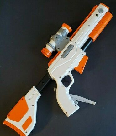 Продаю новый контроллер беспроводной пистолет для Xbox 360 заказывали