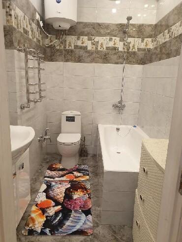 Посуточная аренда квартир в Ак-Джол: Сдаю 1 комн.кв (студию), после ремонта,р-н Дворца спорта,заезд с 14.00
