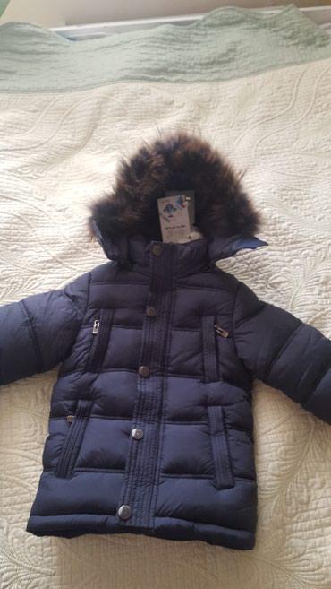 Зимняя куртка на мальчика 3-4 годика 1500с в Бишкек