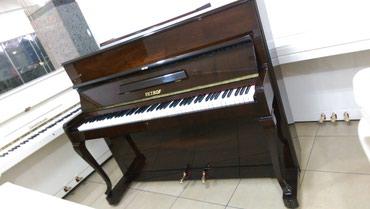 Bakı şəhərində Akustik pianino  Çexiya istehsalı yeni pianodur