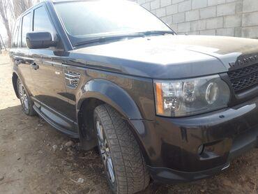 Land Rover Range Rover Sport 5 л. 2011 | 137000 км